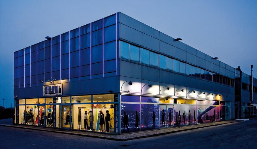 negozio abbigliamento Bravo